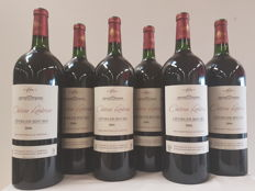 2006 Chateau Landreau - Côtes de Bourg - Propriety of Bayle Carreau - 6 Magnums