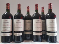 2003 Chateau Landreau - Côtes de Bourg - Propriety of Bayle Carreau - 6 Magnums