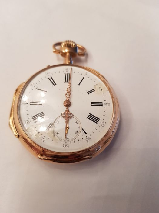 pocket watch - Unisex - 1850-1900