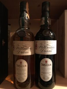2 x Stillman's Dram Tamnavulin - 1 bottle  24 Old Years - 1 bottle 35 Old Years Boxed