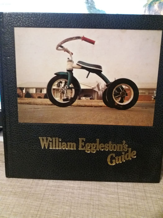 William Eggleston - William Eggleston's Guide - 1976