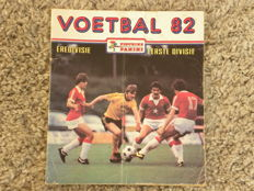 Panini - Voetbal 82 Eredivisie and First Division - Complete album
