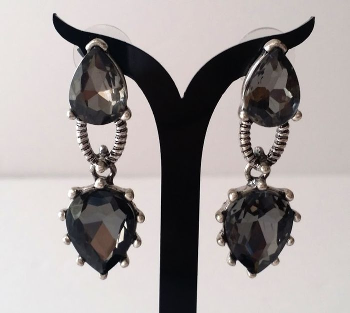 Oscar De La Renta - Earrings