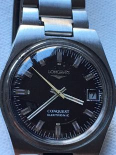 Longines - Conquest/Electronic - 7212 - Uomo - 1970-1979