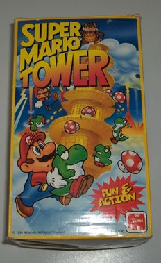 Official Nintendo  - Super Mario Tower / Jumbo - 1994