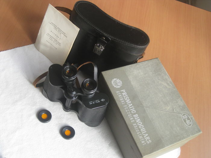 Powerful/high-quality Russian binoculars, brand BNU (ZOMZ) 12 x 40 - from former USSR.