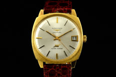 Longines - 18k Gold Automatic Ultra Chron - Masculin - 1970-1979