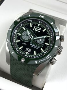 MomoDesign - Diver Master City Chronograph - MD282MG-11 - Men - 2011-present