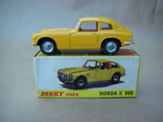 Dinky Toys-France - Scale 1/43 - Honda S 800 No.1408