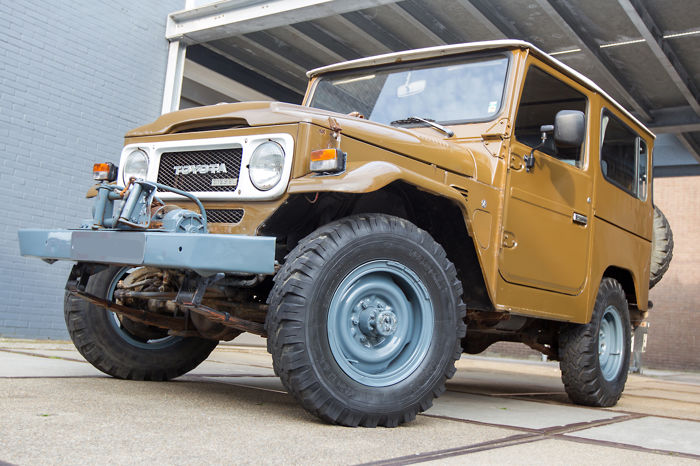 Toyota - BJ40 Land Cruiser - 1980