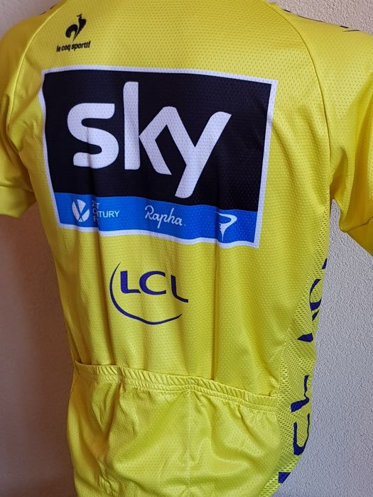 Chris Froome - Tour de France - hand signed jersey + COA. - Catawiki b10f01ed0