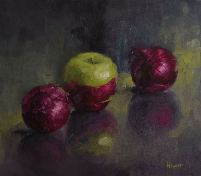Adam Woynar (Wojnar) - The onion apple