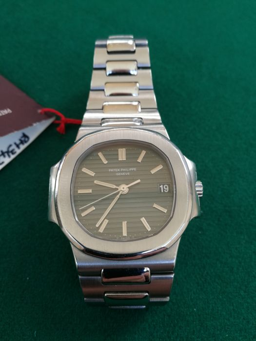 Patek Philippe - Nautilus 3800/1 - Mov-1421585 - Men - 1980-1989