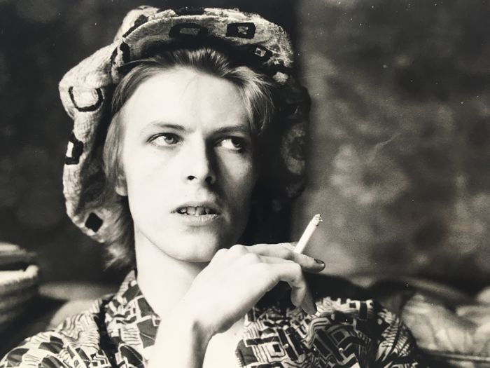 Unknown / London Features International - David Bowie, Ziggy Stardust Tour, 1973