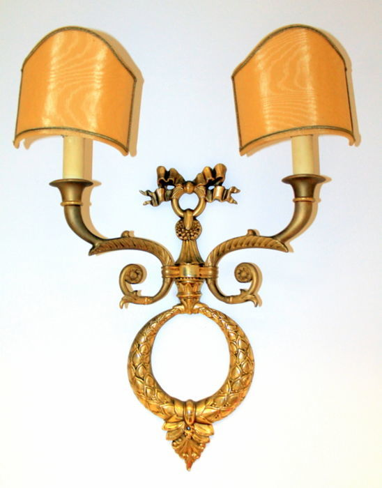 Giovanni Maria Malerba for Laudarte - Wall sconce
