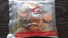 Monaco - kit of 2001 euros - bag of 40 coins
