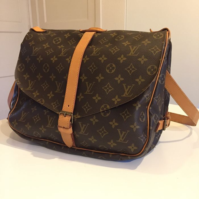 75cbd0c95ab Louis Vuitton - Saumur 35 Shoulder bag - Vintage - Catawiki