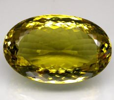 Lemon Quartz – 63.57 ct