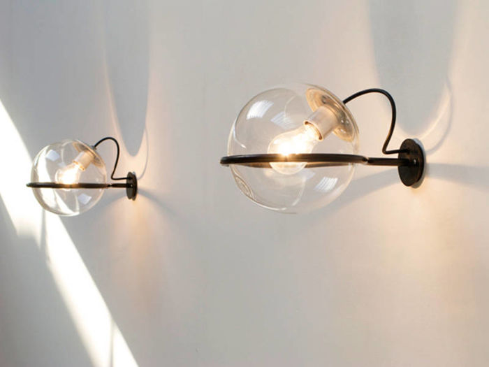 Gino Sarfatti by Arteluce - Pair of wall lamps model nr. 238/1