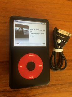 Apple U2 iPod with 64 Gb Flash memory