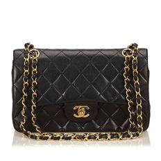 Chanel - Classic Small Lambskin Double Flap