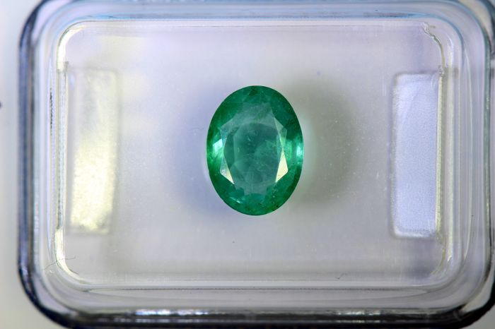 Emerald - 0.99 ct - No Reserve Price