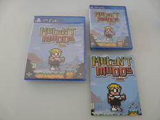 PS4 + PSvita game :  Mutant Mudds Deluxe