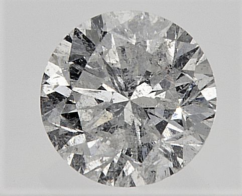 Round Brilliant Cut  - 1.05 carat - D color - SI1 clarity- Comes With AIG Certificate + Laser Inscription On Girdle - 3 x EX.