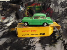Nicky Toys by atamco (p) ltd calcutta - Scale 1/43 - Standard Herald mk II no. 054