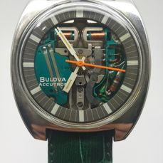 Bulova - Accutron Spaceview - Unissexo - 1970-1979