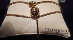 Chimento - 750 yellow gold necklace