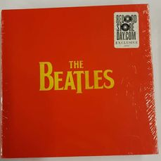 The Beatles Record store day 4x 45 rpm Singles boxset