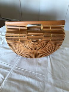 Manufacturer unknown - Reed handbag