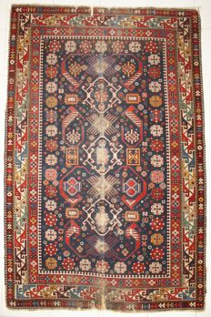Antique Shirvan, 192 x 126 cm, Caucasus, 4th quarter 19th century