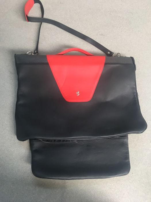 Ferrari suit travel bag very limited edition Schedoni