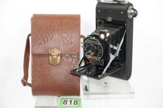 Beautiful SOHO MYNA model S.K. 12 bellows camera