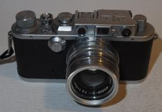 Tower 3 - rare Leica copy - early '50s