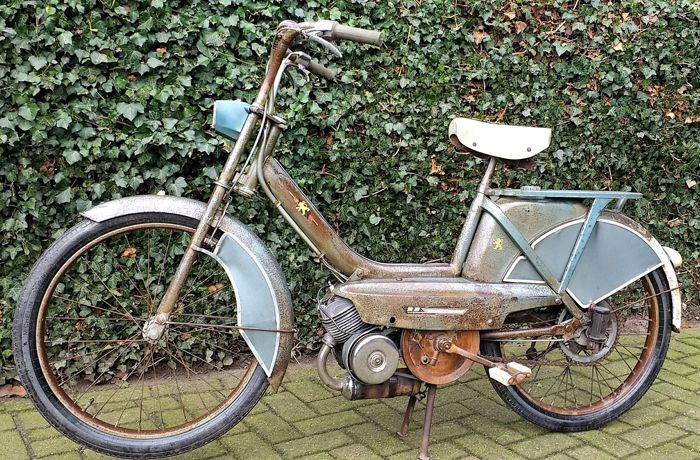 Peugeot - type BB - automatic - 50 cc - 1964
