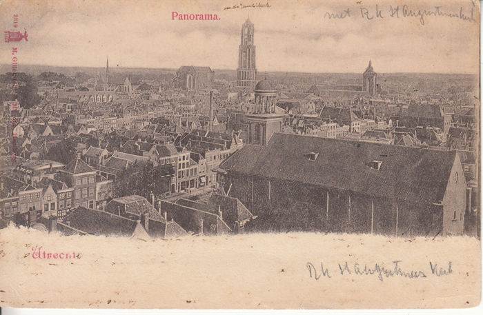 The Netherlands, the city of Utrecht, 1900-1970, collection with 106 cards