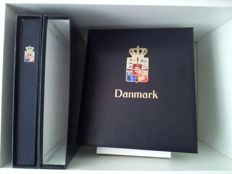 Denmark 1860/2014 - Extensive collection in 2 Davo albums