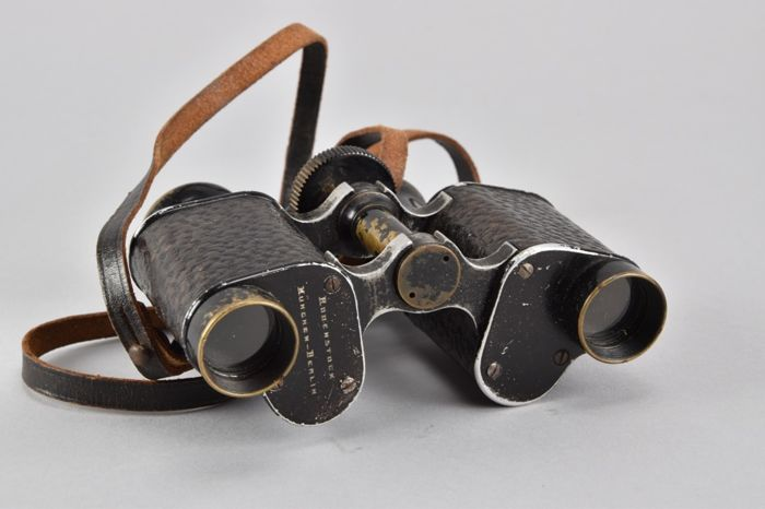 German binoculars from 1939-1945