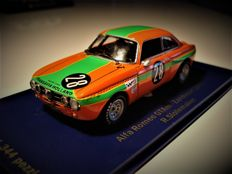 Progetto K - Scale 1/43 - Lot with 5 models: 5 x Alfa Romeo GT/AM ´Netherlands´