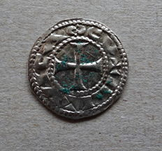 France, Viscount of Limoges - Denier 12th century - silver