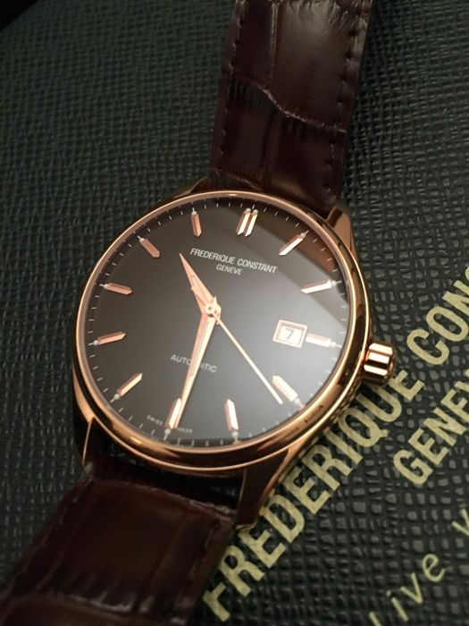 Frederique Constant watch