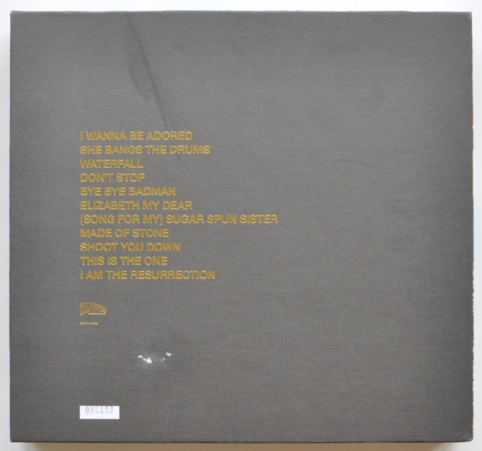 CD box set:The Stone Roses ‎– The Stone Roses