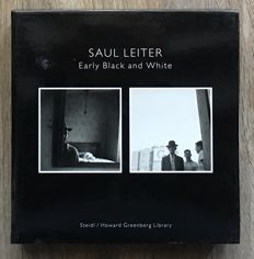 Saul Leiter  - Early Black and White - 2014