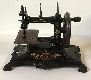 A Children's Sewing Machine Müller No 40 Circa 40 Catawiki Delectable Muller Sewing Machine