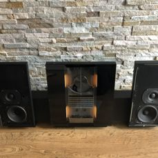 Bang & Olufsen - Beosystem 2500 with beolab 2500 and beolink 1000 - Hifi set