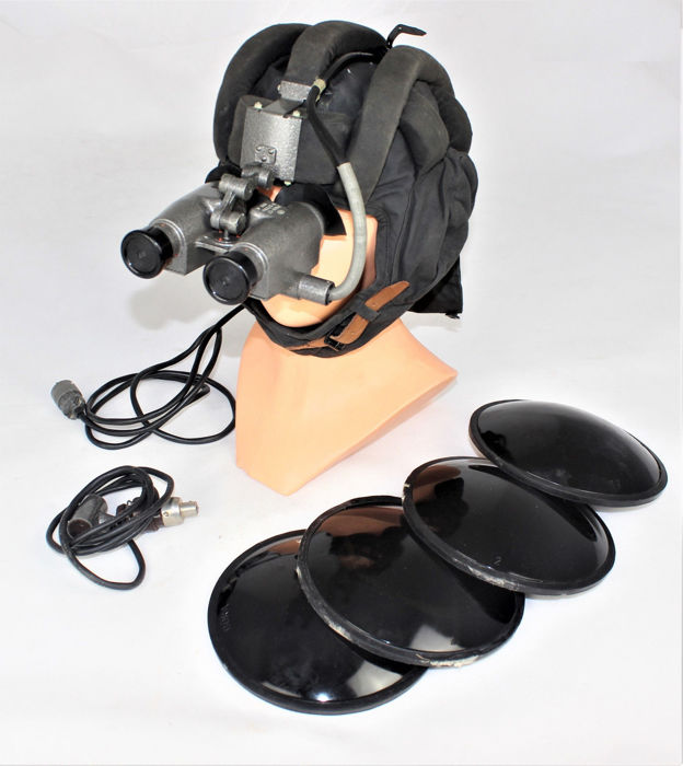 Infrared Goggles - with tank helmet