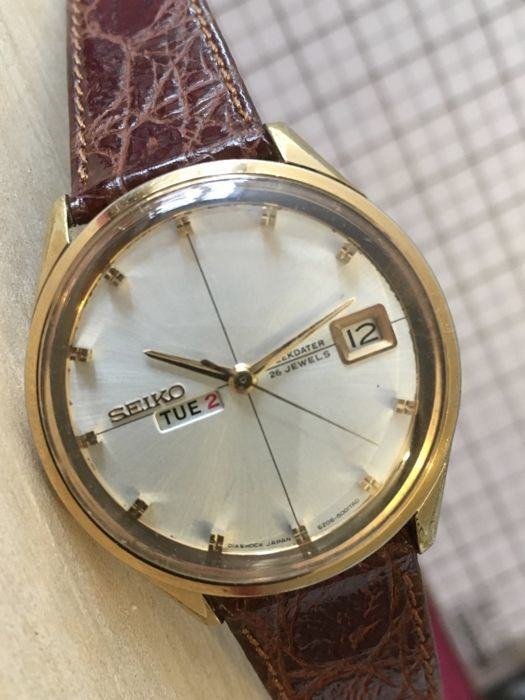 Seiko - Sea Lion - 6206 Weekdater - Heren - 1960-1969